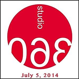 Studio 360: 07-05-2014 Radio/TV Program
