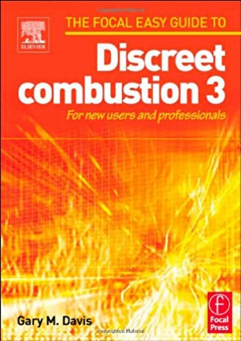 amazon com focal easy guide to discreet combustion 3 for new users rh amazon com User Guide User Manual Template