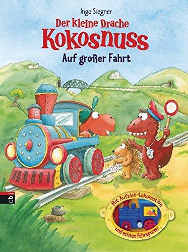 Der kleine Drache Kokosnuss - Auf großer Fahrt (Spielbücher)