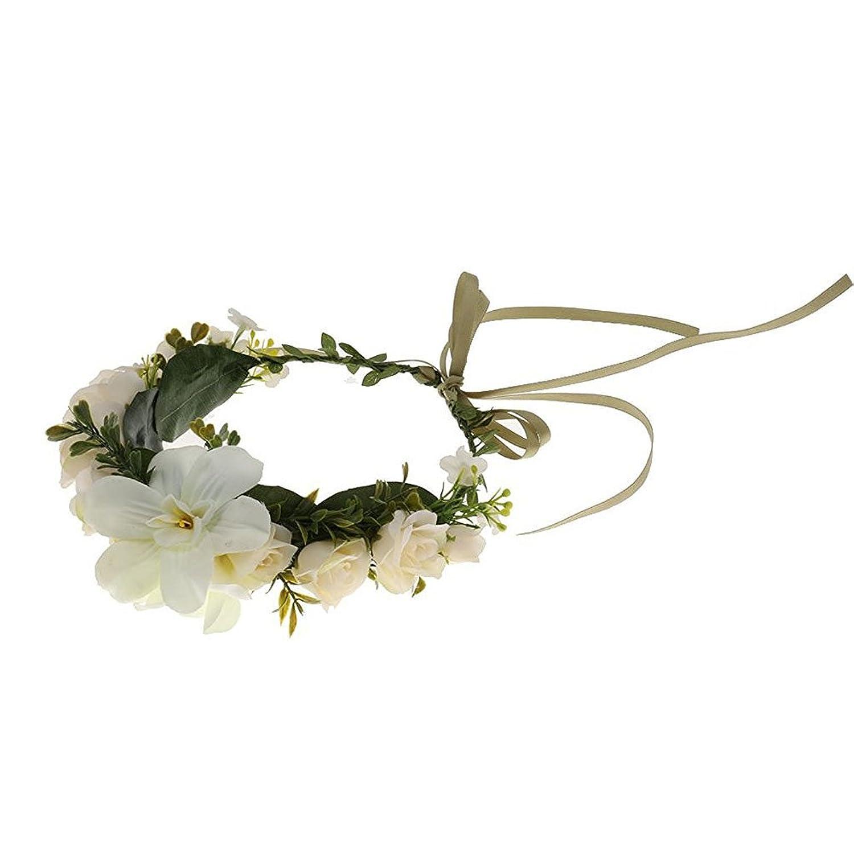 On Sale Ebtoys Flower Crown Flower Wreath Floral Headband For