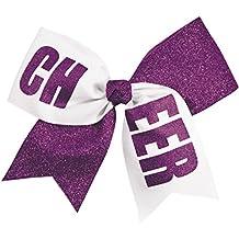 Chassé Girls' Cheer Performance Hair Bow