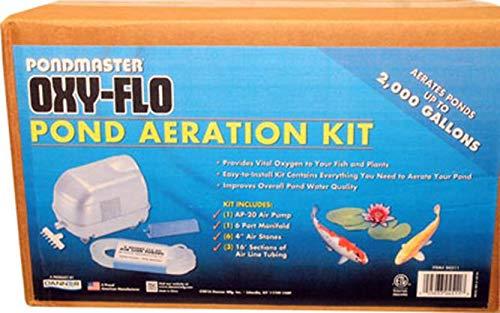 Danner Eugene Pond 957844 Pondmaster Oxy-Flo Aeration Kit