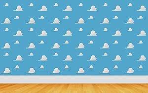 Future Coated Wallpaper 2.7 meters x 3.8 meters