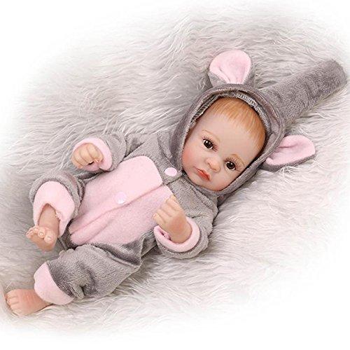 11inch Reborn Baby Doll Handmade Lifelike Boy Play House Toy (Azula Costume For Sale)