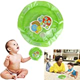 Kariwell JoeyKids BPAFree Water Play Mat Inflatable Baby Mat Tummy Time Mat for Babies Infants and Toddlers Child Development Accessory Fun and Entertaining
