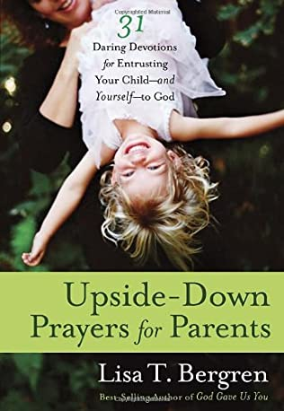 book cover of Upside-Down Prayers for Parents