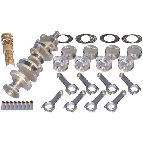 Chrysler Rb 440 3.750 St Roke 6.760In Rod 4340 Forged Aluminum Eagle 21200030 Rotating Assembly Kit