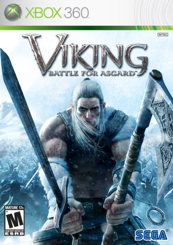 Viking Electronics Auto - Viking: Battle for Asgard - Xbox 360