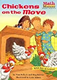 img - for [ Chickens on the Move (Math Matters (Kane Press Paperback)) by Pollack, Pam ( Author ) Jan-2002 Paperback ] book / textbook / text book