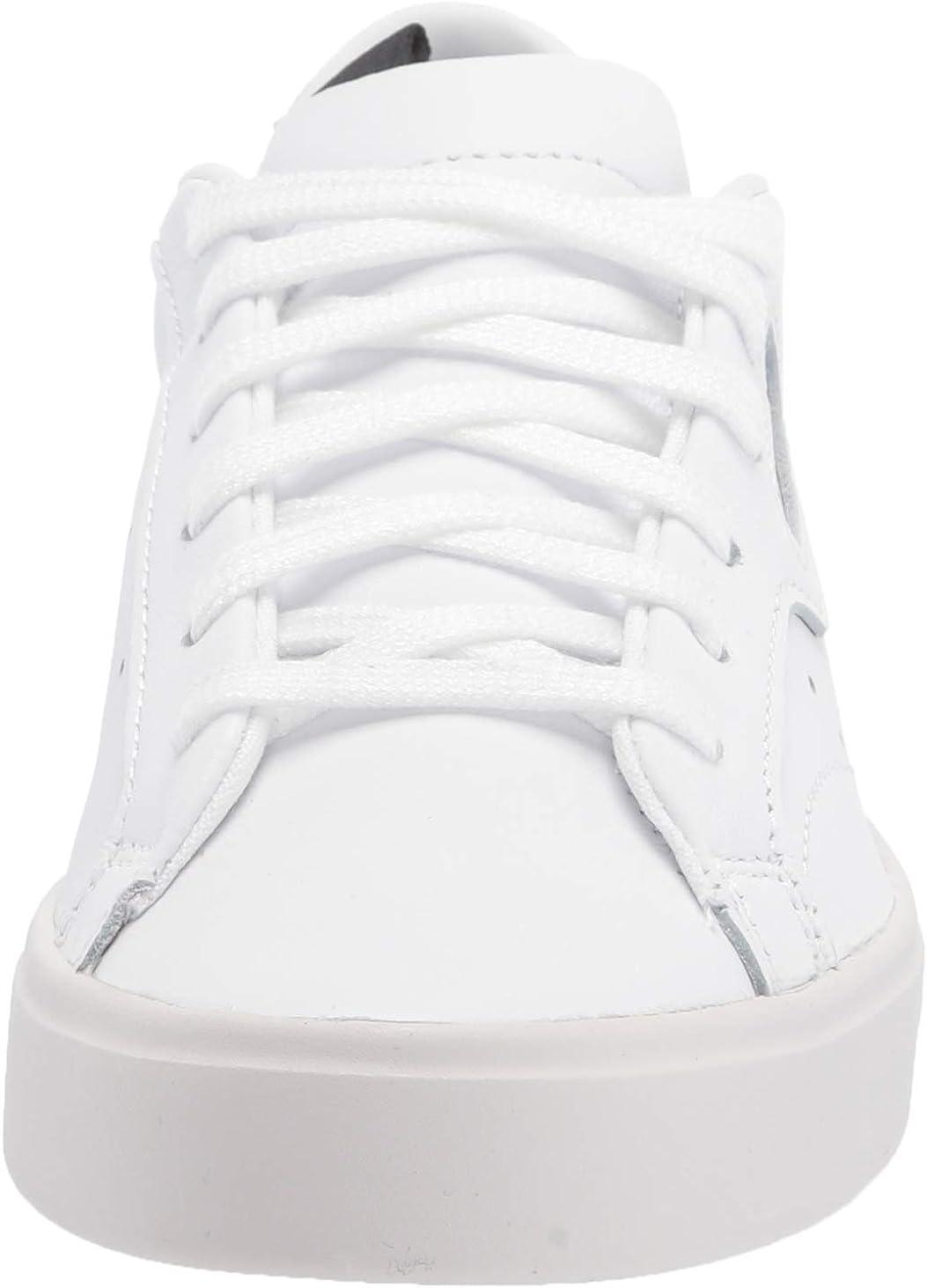 Sitio de Previs Patrocinar Bigote  Amazon.com | adidas Originals Women's Sleek Sneaker | Fashion Sneakers