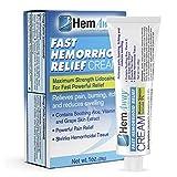 Best Hemorrhoid Creams - Fast Relief Hemorrhoid Cream Review