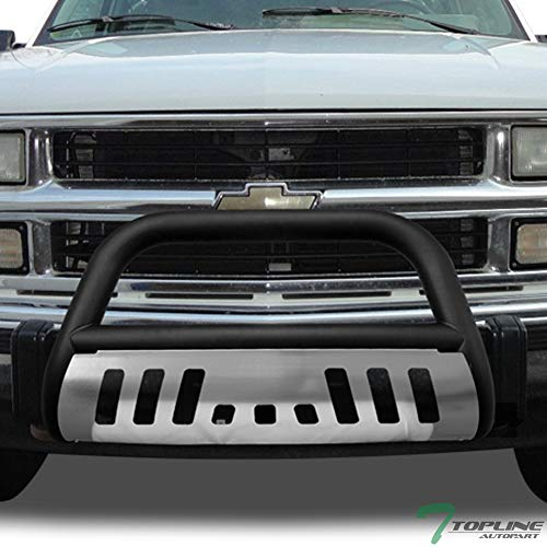 1997 chevy grill guard - 1
