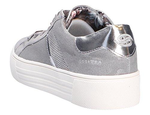 Dockers Silber Schnürer Silber Farbe Dockers Schnürer Farbe wqqrX8x