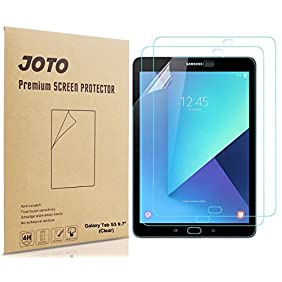 Galaxy Tab S3 9.7 Screen Protector - JOTO Ultra HD Crystal Clear (Invisible) Screen Protector Film Guard for Samsung Galaxy Tab S3 9.7 Tablet,3 Count