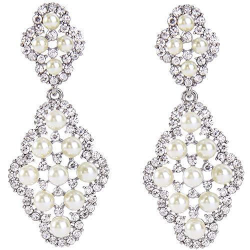 Top 10 best pearl earrings wedding 2020