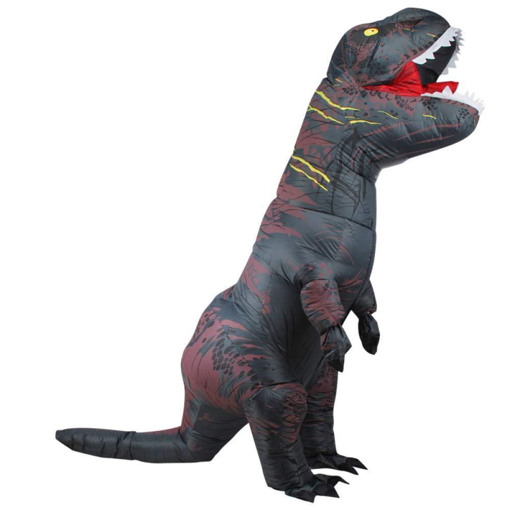 RNGNBKLS T-Rex Dinosaurio Carnaval Disfraz Inflable De ...