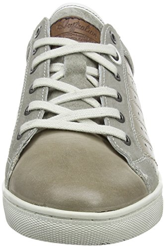 AustralianLuton  leather - Zapatillas Hombre Gris - Grau (K17 Light Grey)
