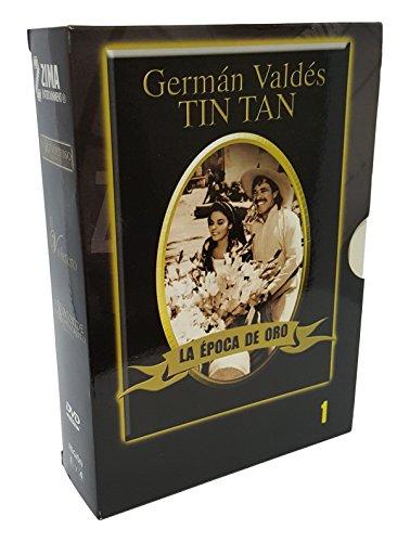 GERMAN VALDEZ TIN TAN LA COLECCION VOL 1 (3 PACK) EL REVOLTOSO / EL VIOLETERO / EL VIZCONDE DE MONTECRISTO)