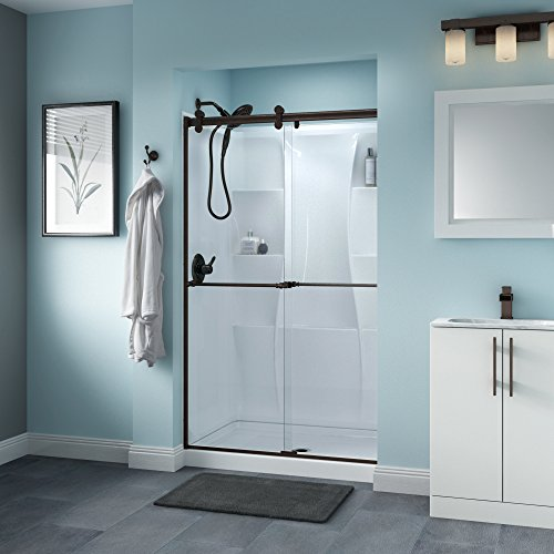 Delta Shower Doors SD3276523 Linden 48