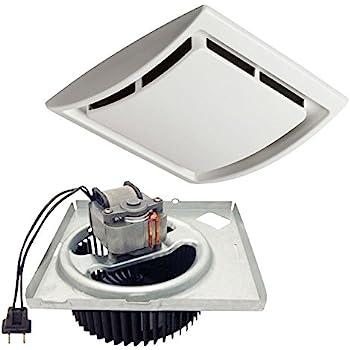 Nutone Quickit 60 CFM 2.5 Sones Bath Fan Upgrade Kit QKN60