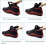 3 Pairs Shoe Crease Protectors Sneaker Anti-Wrinkle