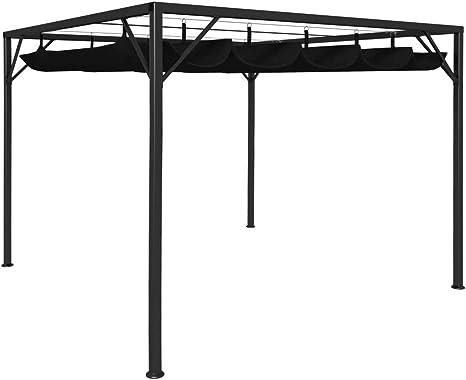 vidaXL T/ürvordach /Überdachung T/ürdach Haust/ür Vordach Haust/ürdach Haust/ürvordach Pultvordach Grau 120x100 cm PC UV-best/ändig Wetterfest
