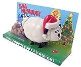 umbrella dispenser - Bah Hum Bug Christmas Animal Pooping Jelly Bean Dispenser