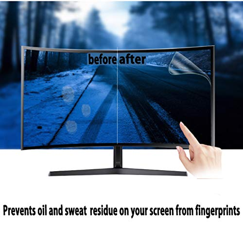 24'' Computer Anti Blue Light Screen Protector, Eye Protection Reduce Eye Fatigue and Eye Strain for 24 inches Widescreen Desktop Monitor by LILIONGTH (Image #3)