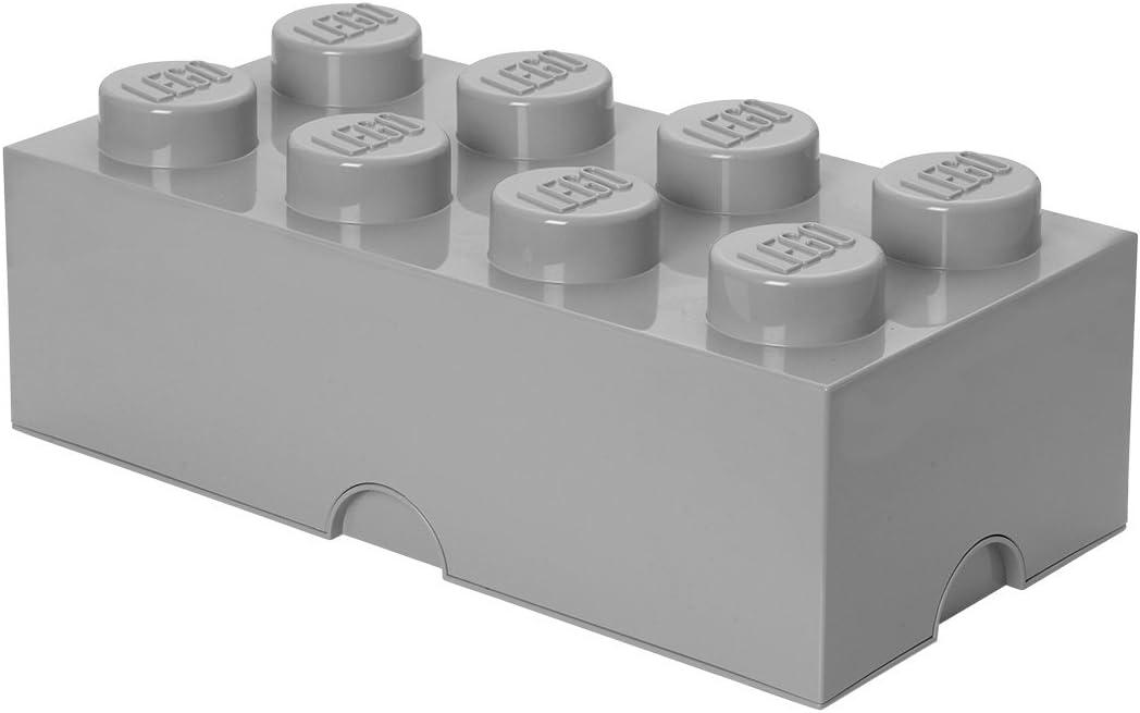 LEGO Storage Brick 8, Gray