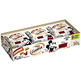 Pepperidge Farm Goldfish Special Edition Disney Mickey Mouse, Cheddar Crackers, 6.75 oz, 9 count