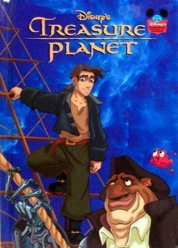 Disney's Treasure Planet - Reading Planet