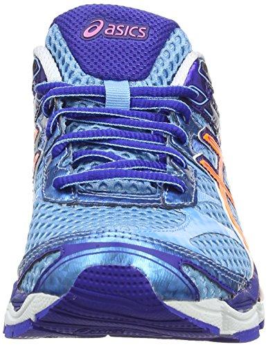 nectarine Blue Femme deep cumulus De 4109 Aiscs 16 Chaussures Running Blue Bleu Gel soft UTqAz6wfv