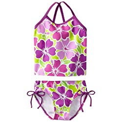 Kanu Surf Girls' Florence Tankini Swimsuit