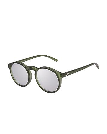 LeSpecs Herren Sonnenbrillen Cubanos LSP1702146 grün onesize YyqmeQSlSp