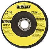 DEWALT DW8304 4-Inch by 5/8-Inch 120 Grit Zirconia