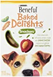 Beneful Baked Delights Snackers Dog Snack, 12.5-Ou...