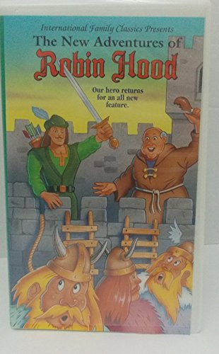 New Adventures of Robin Hood  [VHS]