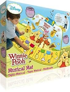 IMC Toys 160262 - Alfombra musical de Tigger y Pooh