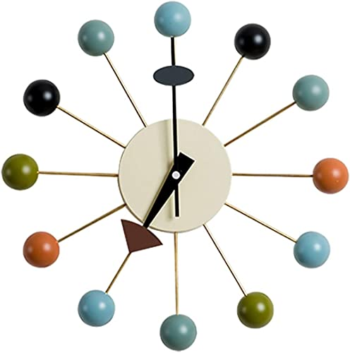 SHISEDECO George Nelson Ball Clock