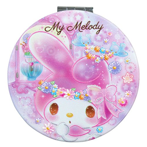 Sanrio My Melody Double Mirror Round Shape ()