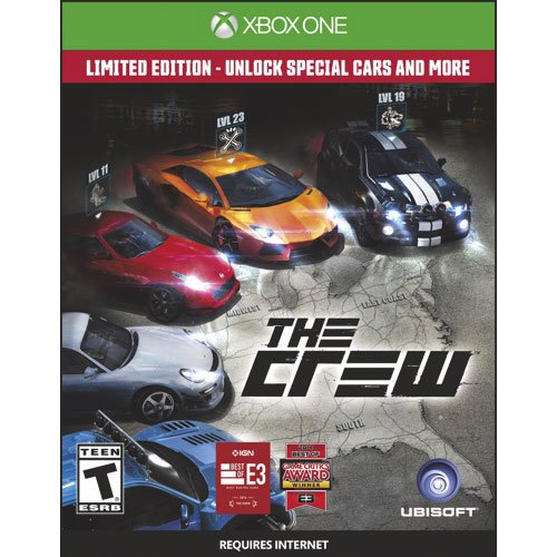 Ubisoft The Crew Game for Xbox One - 5