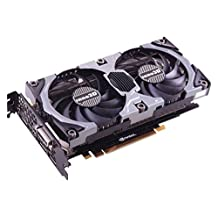 Inno3D NVidia GeForce GTX 960OC 4GB DDR5 Video Card Overclocked HDMI 2.0 Pcie3.0 Support 4K, 4 Monitors