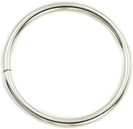 "5/"" Inside Diameter Distribution Ring Metal 12 Pack"