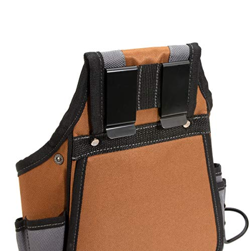 Dickies Work Gear 57106 13-Pocket Utility Pouch with Kickstand by Dickies Work Gear (Image #4)