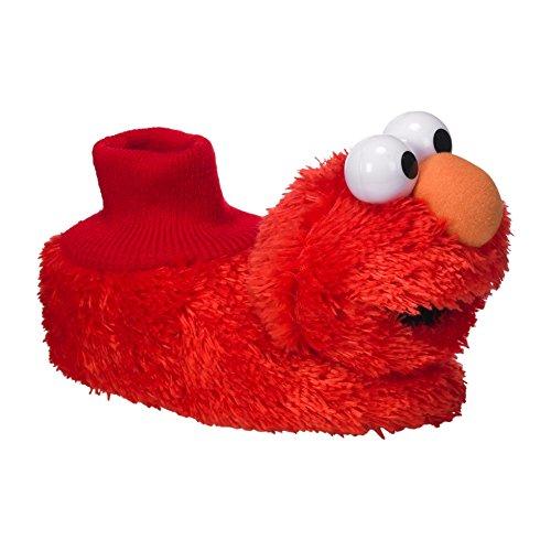 sesame-st-elmo-socktop-child-lg-9-10-slippers