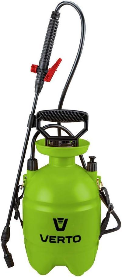 VERTO 15G504 Sulfatadora de Jardín de 3 litros, Verde