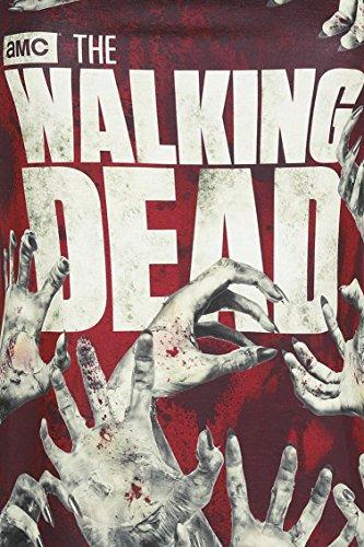 The Walking Dead Hands Top Mujer multicolor Multicolor