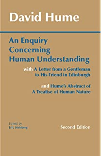 a treatise of human nature david hume com  an enquiry concerning human understanding hume s abstract of a treatise of human nature and
