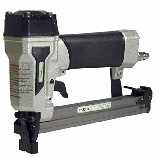Cadex CS50.16S 50 Series Upholstery Stapler with Contact Safety Accepts Staples from 5/32-Inch to 5/8-Inch ()