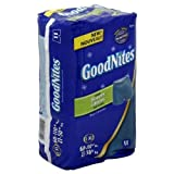 GoodNites Boys L-XL Sleep Boxers, 11 Ct (Pack of 2) Total 22 Boxers